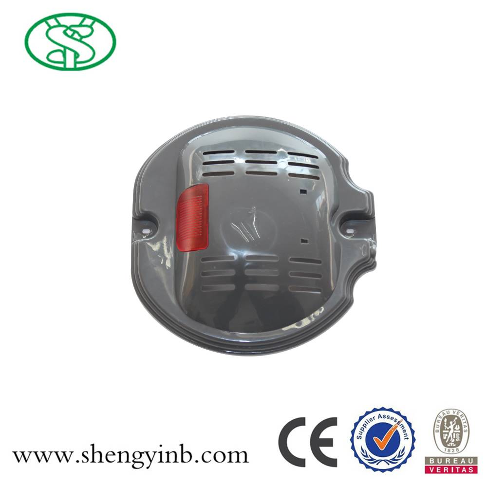 Plastic cap for water heater
