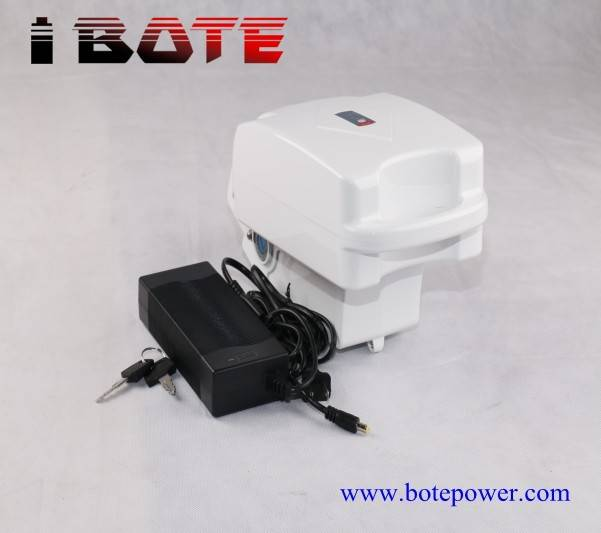 electric bicycle 48V 10.4Ah battery With 54.6v 2a charger 48v 10.4ah Li-ion battery 48v 10.4ah E-bik