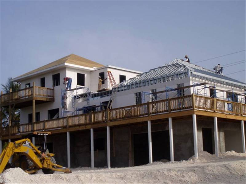 modular homes cement eps sip panels