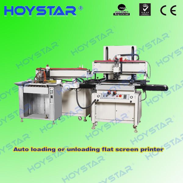 Automatic flat creen Pringting Machine