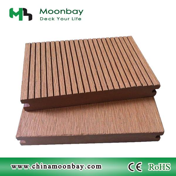 Waterproof and anti-slip bamboo composite floor