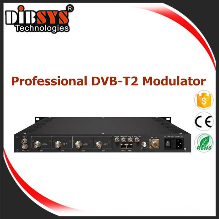 DVB-T2 Modulator