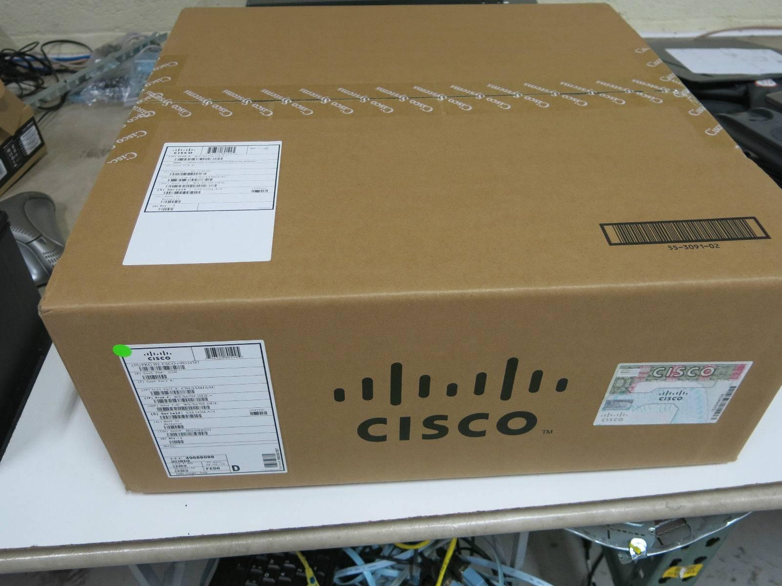 WS-C3850-24T-E cisco switch