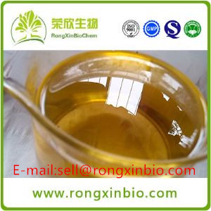 Hot Sale Boldenoe Undecylenate (Equipoise) CAS13103-34-9 Light Yellow Liquid Boldenone Steroid