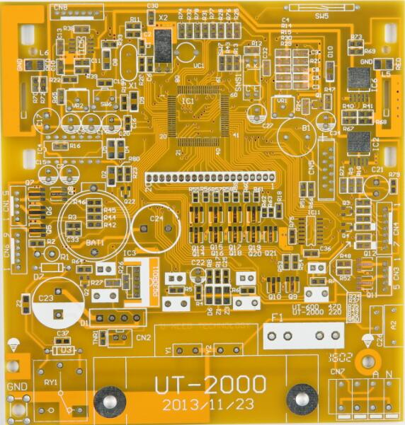 Power Module PCB (8 Layers)