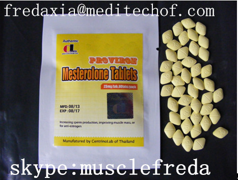 Proviron (Mesterolone) /HGH/Steroids/ Peptides/Hormone/Humantrope /hgh/Human growth