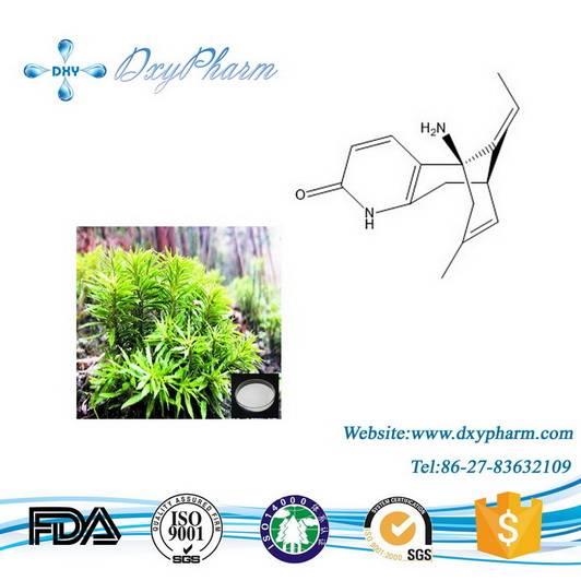 Plant Extract Huperzine A 1% CAS: 102518-79-6