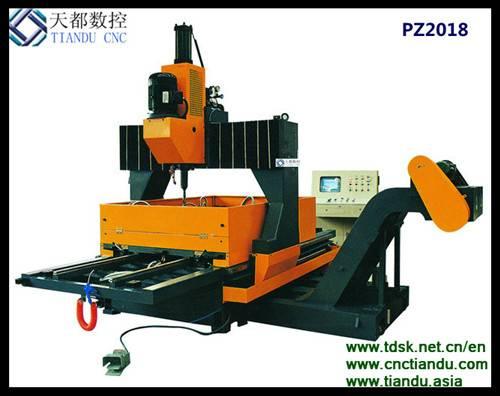 PZ2018 CNC Automatic Plate Drilling Machine