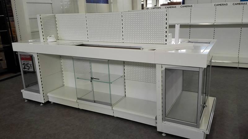 cabinet shelving