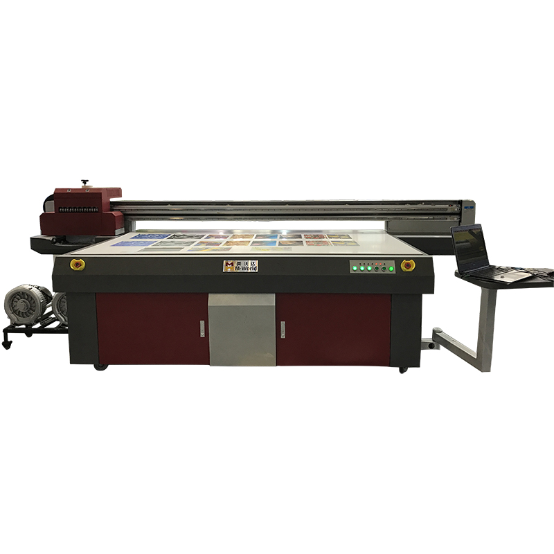ICAN-2513 UV Flatbed Printer
