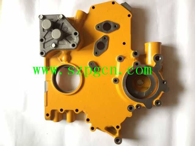 E320 E320B Diesel Engine Oil Pump 178-6539 34335-23010 for Excavator