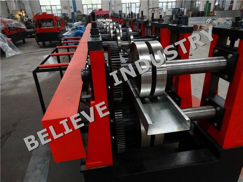 New design C/Z Purlin Interchangeable Roll Forming Machine