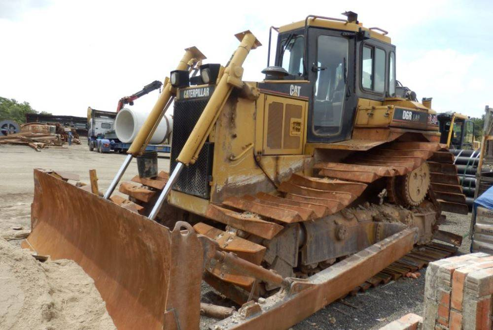 Used CAT D6R Caterpillar Track (bull dozer)