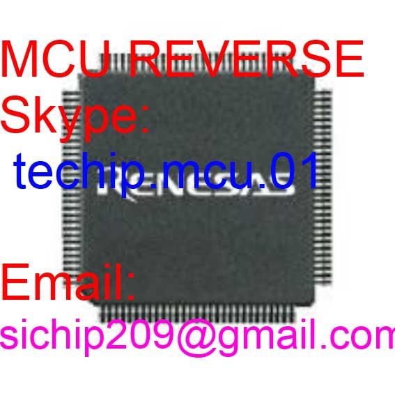 M3062CF8TFP reverse engineering