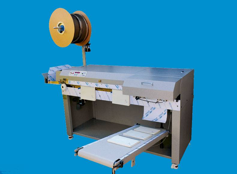 PBKMR-500 Automatic Twin-RIng Machine(Wire-O Binding Machine)