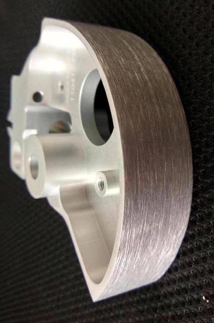cnc milling component, Pivot