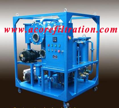 Vacuum Transformer Oil Filtration Machine for Sale