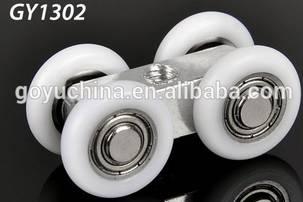 adjustable sliding door roller & kitchen roller shutter door & shower door rollers wheels