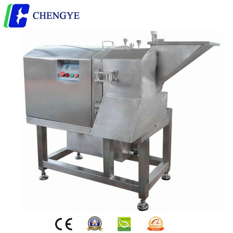 Super SUS 304 vegetable and fruit processing machine / vegetable dicer cutter