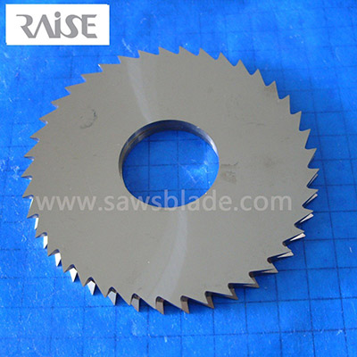 RAISE carbide slitting cutters,can extend more than 30% carbide slitting cutters life.