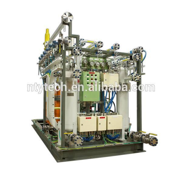 50Nm3/h Flow Rate Argon Gas Diaphragm Compressor Competitive Prices