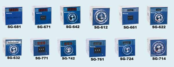 SG Series Temperature Controller