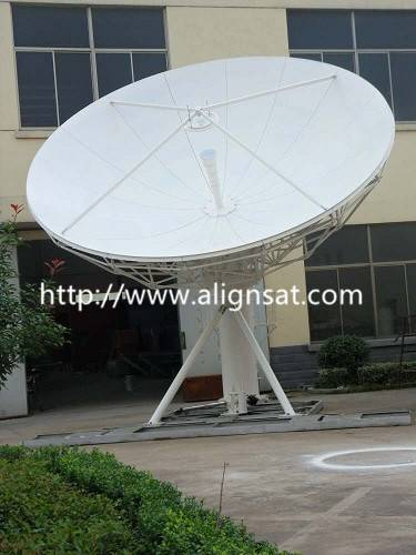Alignsat 6.2m Earth Sttation Antenna