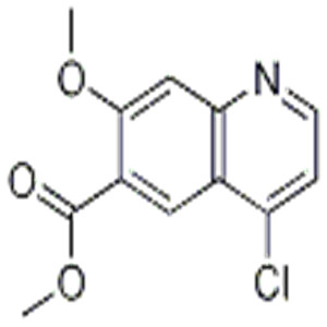 Methyl 4-chloro-7-methoxyquinoline-6-carboxylate