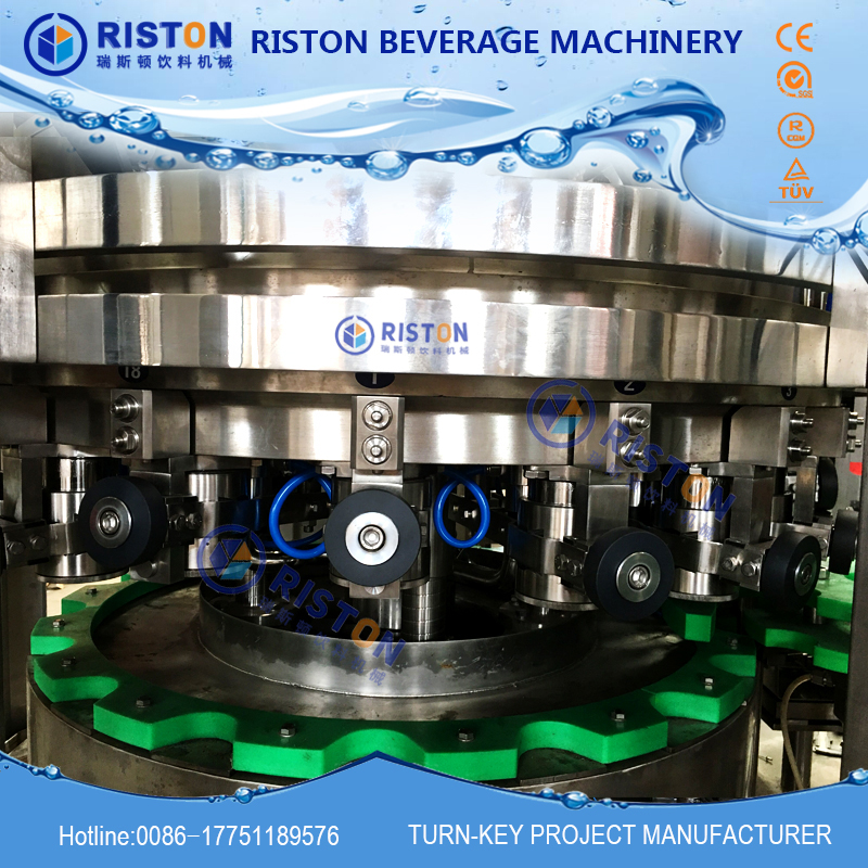 Operates Easily Aluminum Can Filling Machine