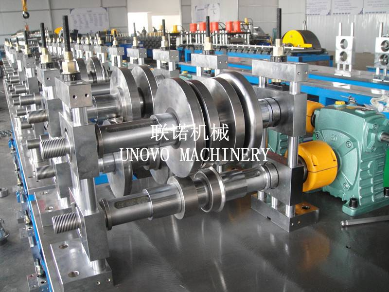 Stud & Track Roll Forming Machine-Siyang Unovo Machinery Co.,LTD