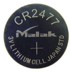 CR2477 Lithium Button Cell Battery