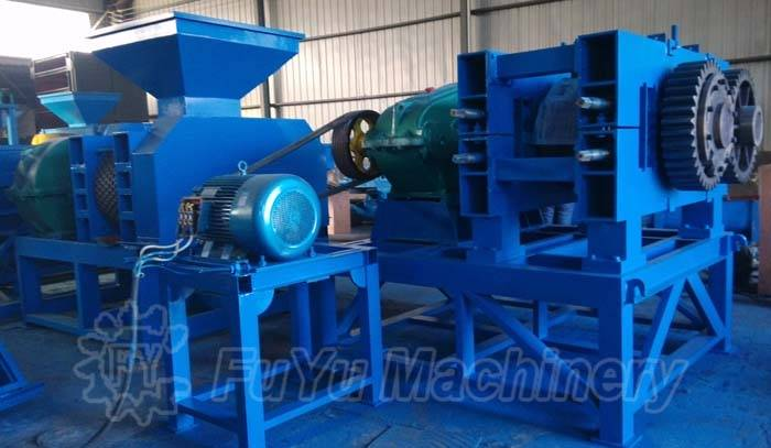 FYXM-750 High pressure briquette machine for Iron powder