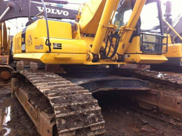 komatsu excavator PC450-7 for sale