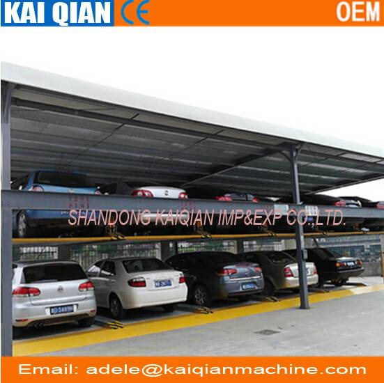 promotion type equipment,promotion type parking machine,lift-sliding parking system