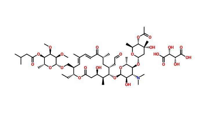 Acetylisovalery Tylosin;[CAS No.: 62428-13-7]