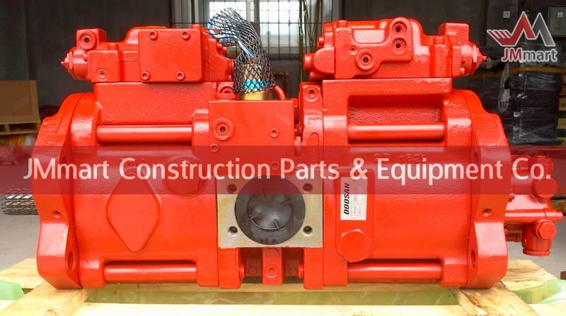 R210LC-7 Main Pump 31N6-10010 Model K3V112DT-1CER-9C32-B Hyundai