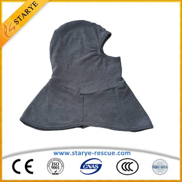 Fire Retardant 100% Aramid Anti flash Hood