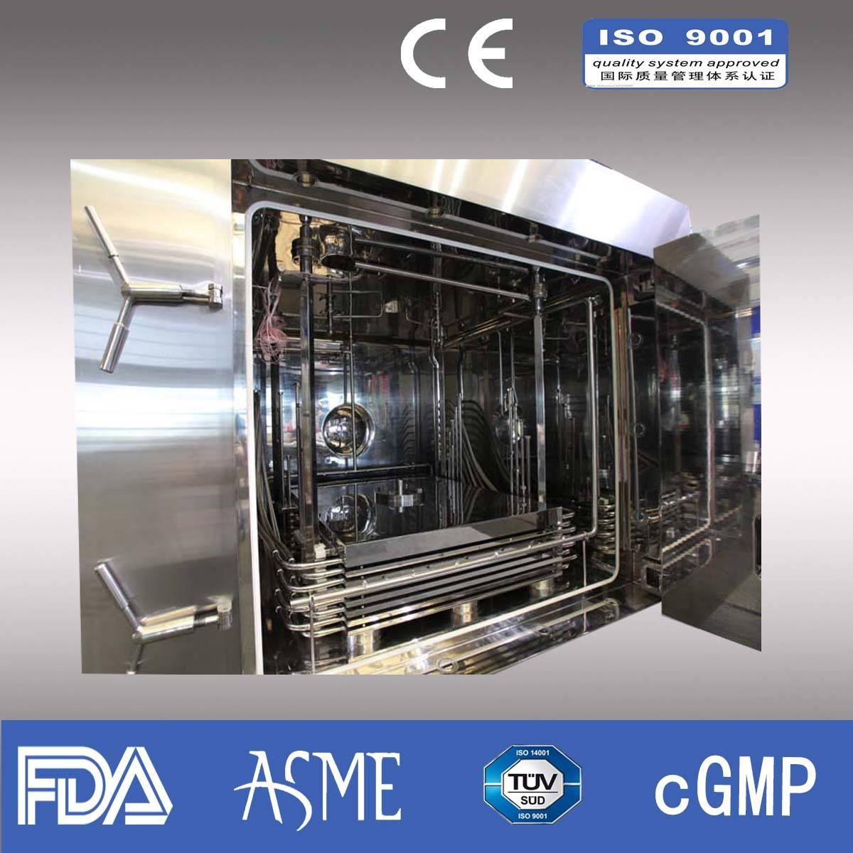 Lyophilizer/ Pharmaceutical lyophilizer/ industrial lyophilizer/Capacity 400kg