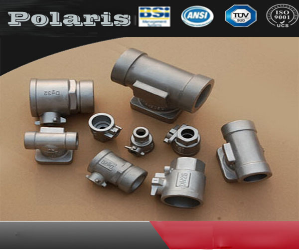 stainless steel parts cast