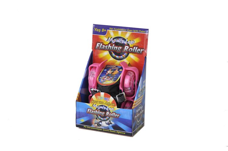 Flashing Roller Shoes