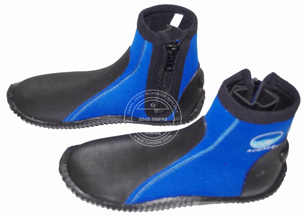 Neoprene beach shoes,diving shoes,rubber boots
