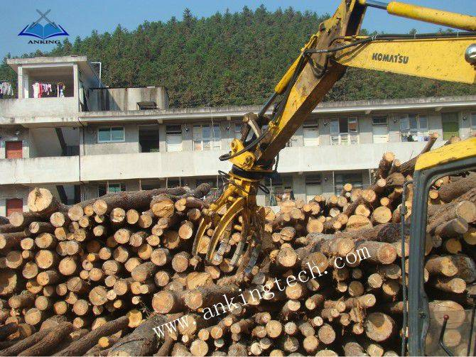 Hydraulic Timber Grab