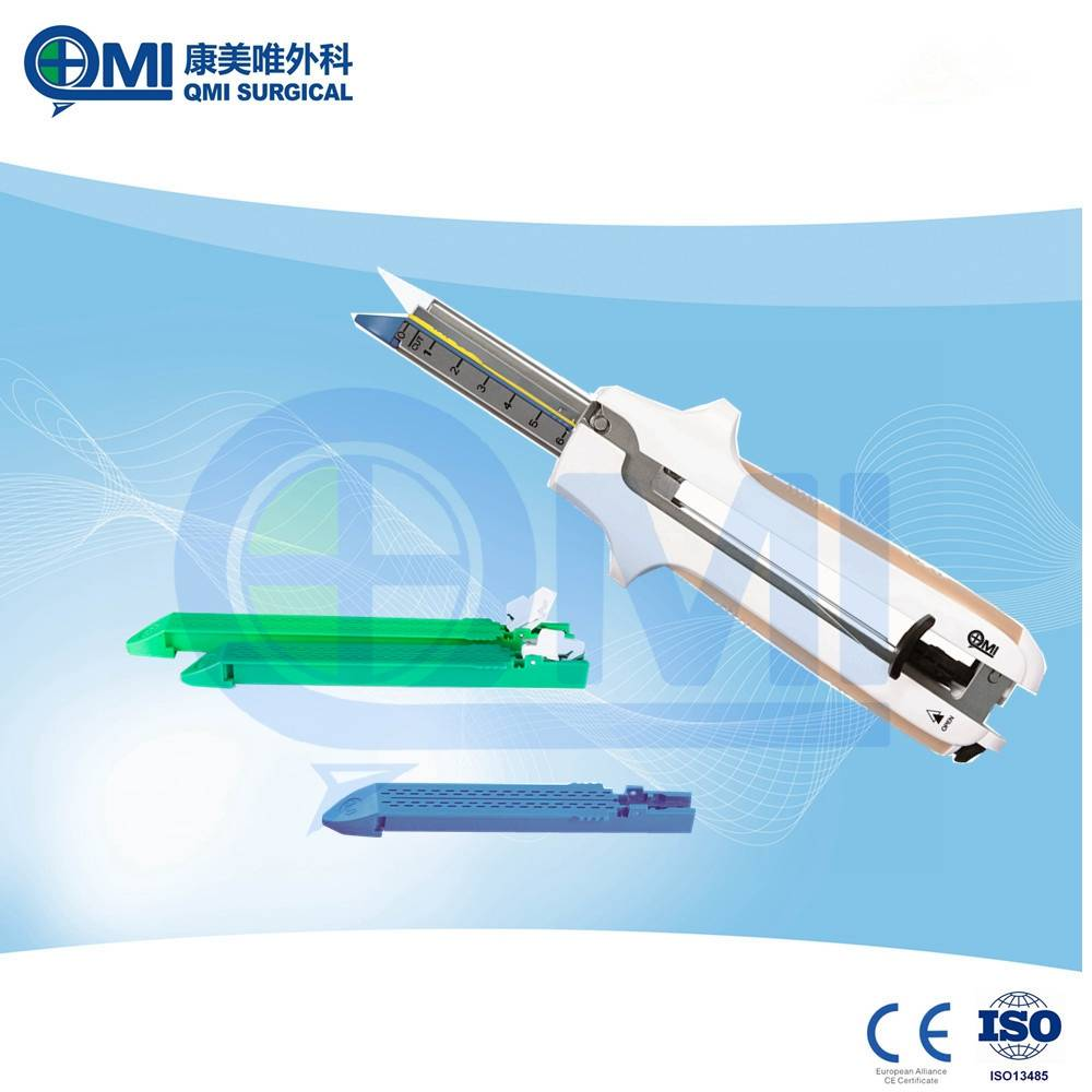 Linear Cutter for Abodominal Surgery Properties Surgical Instrument Hospital Equipment