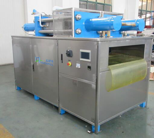 automatic block dry ice machine/dry ice blocking making machine