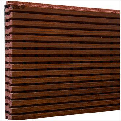 High density acoustic wall panel