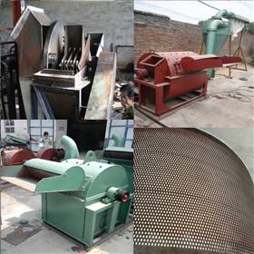New design multifunction wood crusher machine for industry
