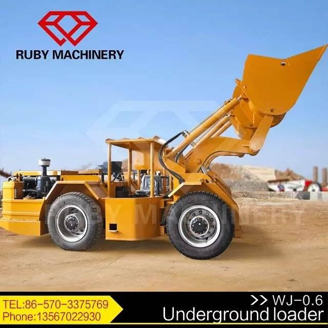 0.6CBM diesel Scooptram Underground Loader LHDs Mining Machinery