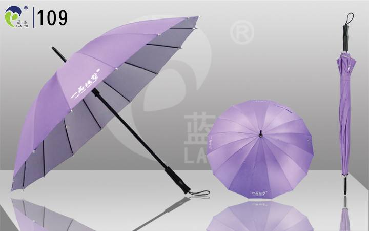 Sun-resistant Umbrella with Manul Open