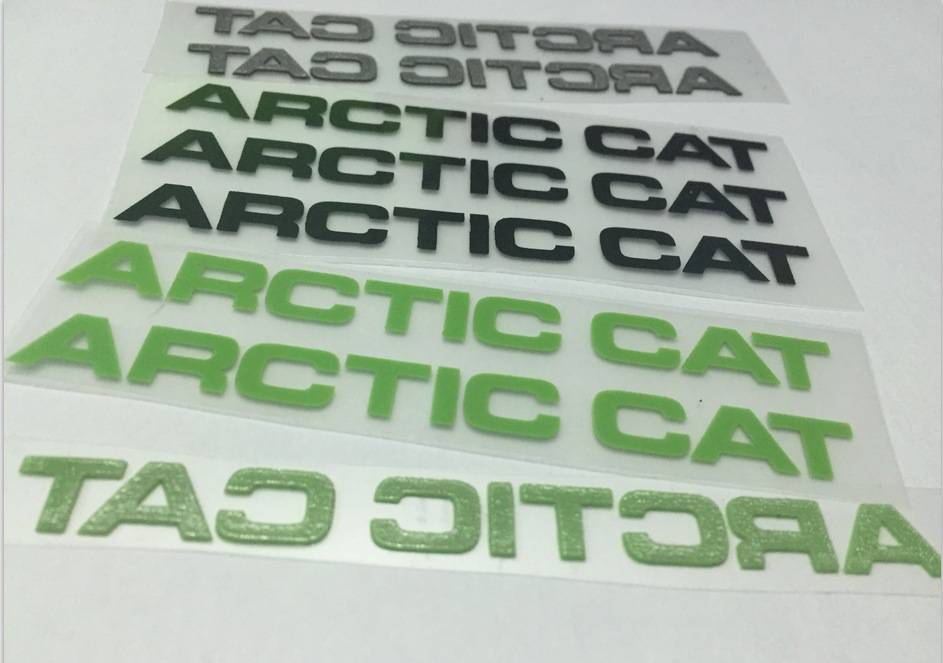 Custom 3d silicone heat transfer label&tag for clothing