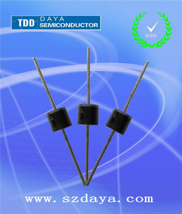 High Quality DIP Diodes 6A05-6A10